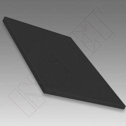 PVC ESPUMADO NEGRO, 3 mm 156 x 305 cm