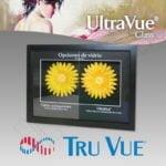 VIDRO ANTIRREFLEXO TRU VUE ULTRAVUE 70% UV