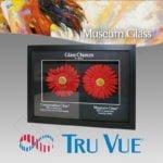 VIDRO ANTIRREFLEXO TRU VUE MUSEUM 99% UV