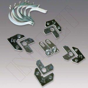 Acessórios Moldura de Alumínio