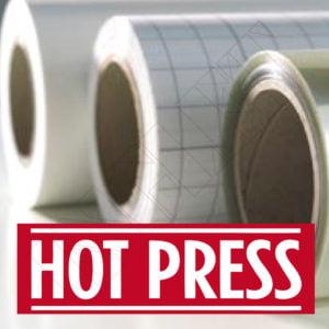 Films Laminar Hotpress Laminadoras Frío