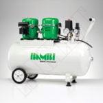 COMPRESOR SILENCIOSO BAMBI, 1 HP -50 litros-