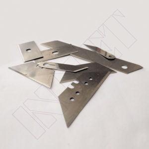 Cuchillas para Cutters y Cortadores