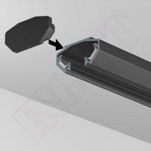 Calha Display-It LED